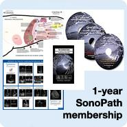 SonoPath Ultimate Ultrasound Education Package w/ 1-Year Membership
