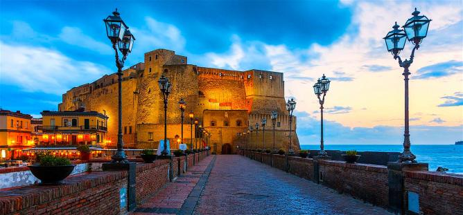 going to naples italy sonopath